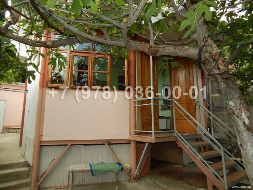 №1147 дом 115 м<sup>2</sup><br /> участок 3 сот.<br>Ялта