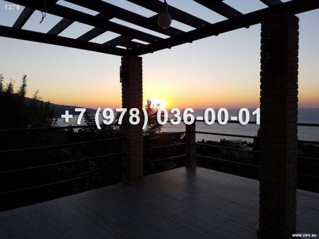 №1376 дом 158 м<sup>2</sup><br /> участок 1 сот.<br>Ялта