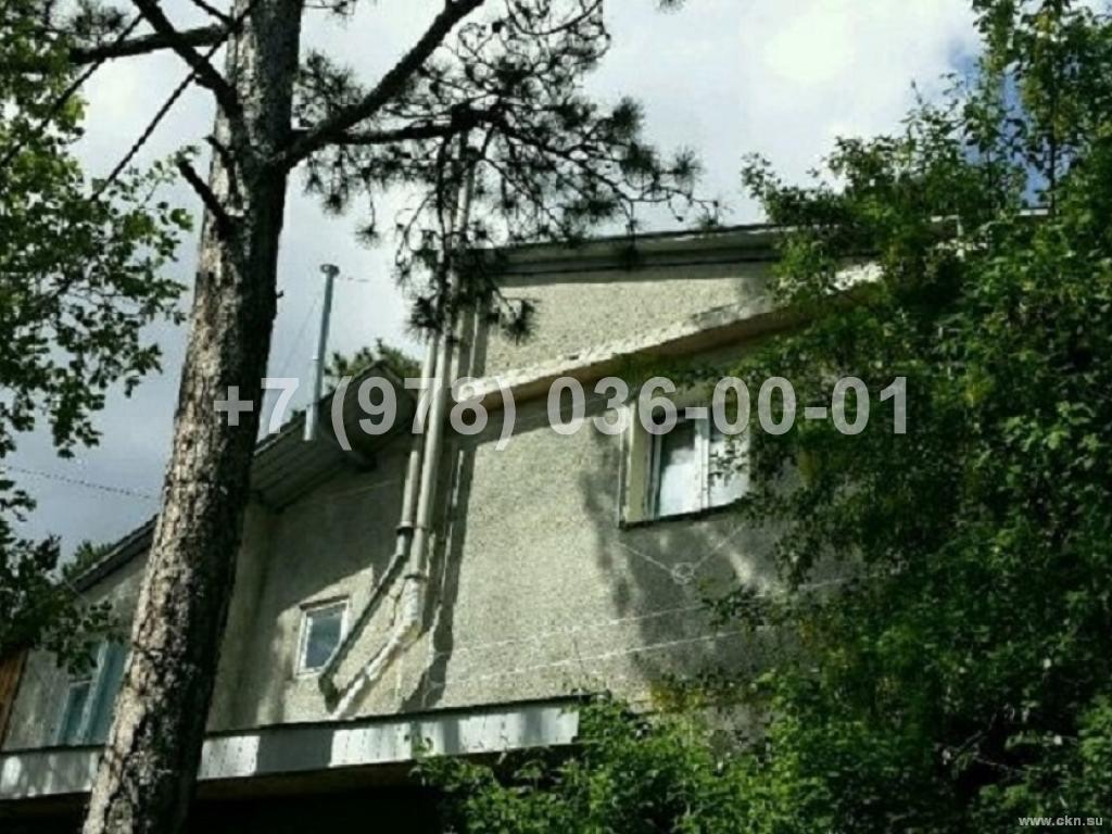 №1652 дом 140 м<sup>2</sup><br /> участок 5 сот.<br>Массандра