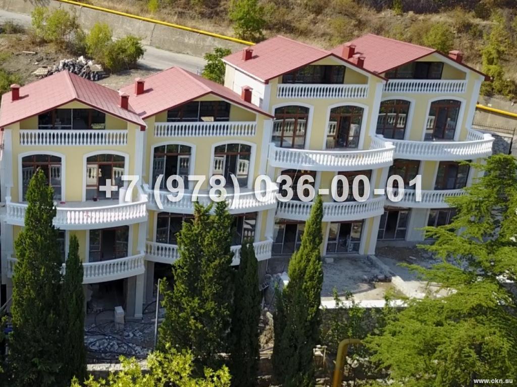 №1782 дом 210 м<sup>2</sup><br /> участок 1.5 сот.<br>Гурзуф