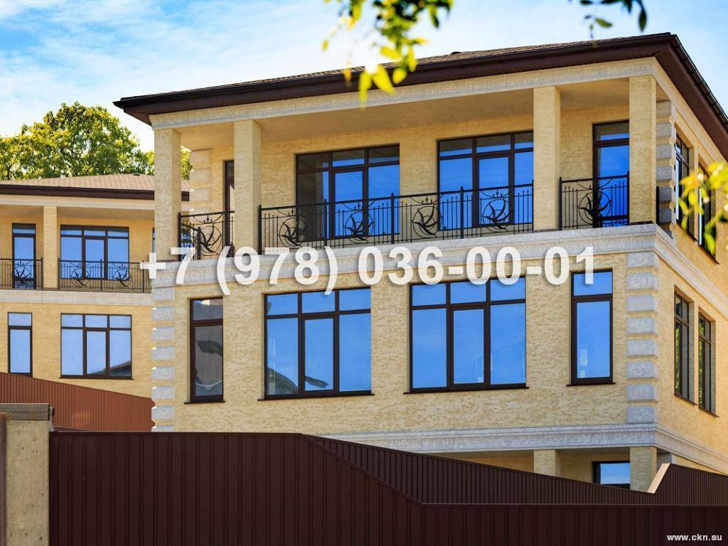 №1660 дом 260 м<sup>2</sup><br /> участок 6 сот.<br>Ливадия